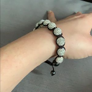 Jewelry - Swarovski crystal elements &magnetic bead bracelet